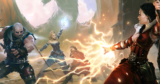 The Witcher מקבל משחק MOBA חדש למובייל