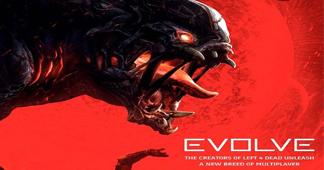 Evolve נדחה לשנה הבאה