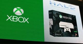 גרסה לבנה של ה-Xbox One עם Halo תושק בברזיל