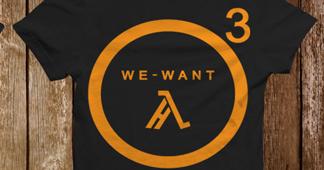 קמפיין המימון הזה יעשה הכל כדי שנקבל את Half Life 3