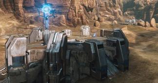 Halo: Master Chief Collection מציג מפה משוחזרת חדשה