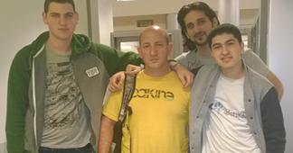 נבחרת ישראל בדרכה לאליפות העולם בספורט אלקטרוני