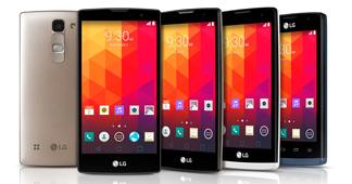 LG מכריזה על ארבעה מכשירים לשוק הביניים