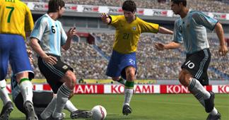 ביקורת: Pro Evolution Soccer 2009