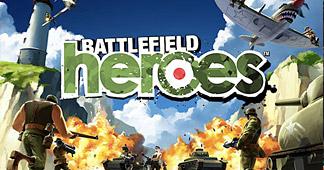 רשמי בטא: Battlefield Heroes