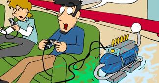 קומיקס משחקים: גיקטופיה #112