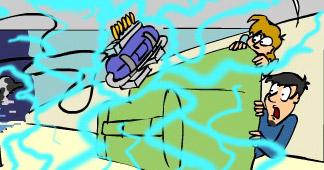 קומיקס משחקים: גיקטופיה #113