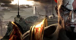 God of War 3: טריילר כאוס