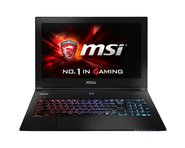 MSI GS60 2QD GHOST - MS116