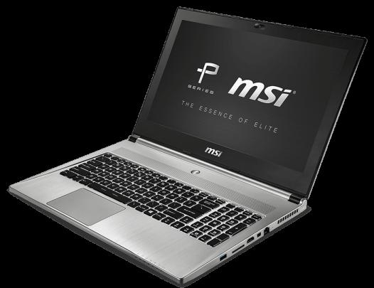 MSI PX60 - MS607
