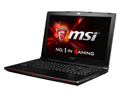 MSI GP62 - MS117