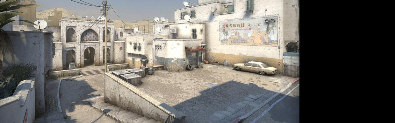 גרסה חדשה ומשופרת למפה Dust2 בדרך ל-CS:GO