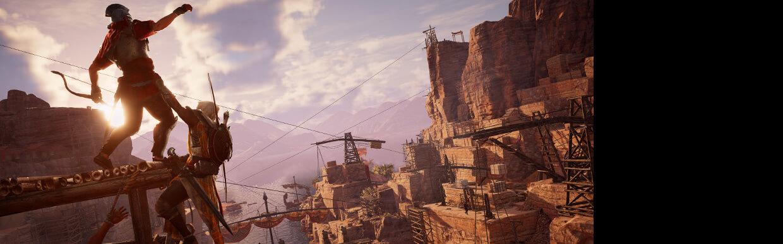 נחשפו חבילות ההרחבה של Assassin's Creed: Origins