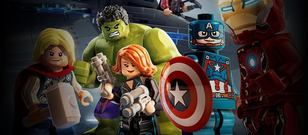 ��� ����� �� Lego Avengers