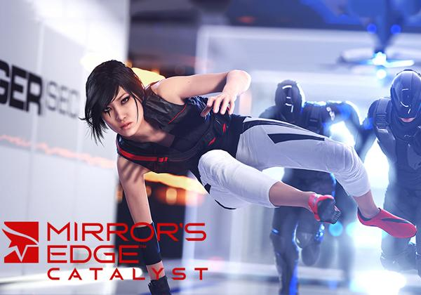 ��� �-20 ���� �������� �� Mirror's Edge Catalyst