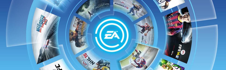 ��� ����� ����� �- EA Access