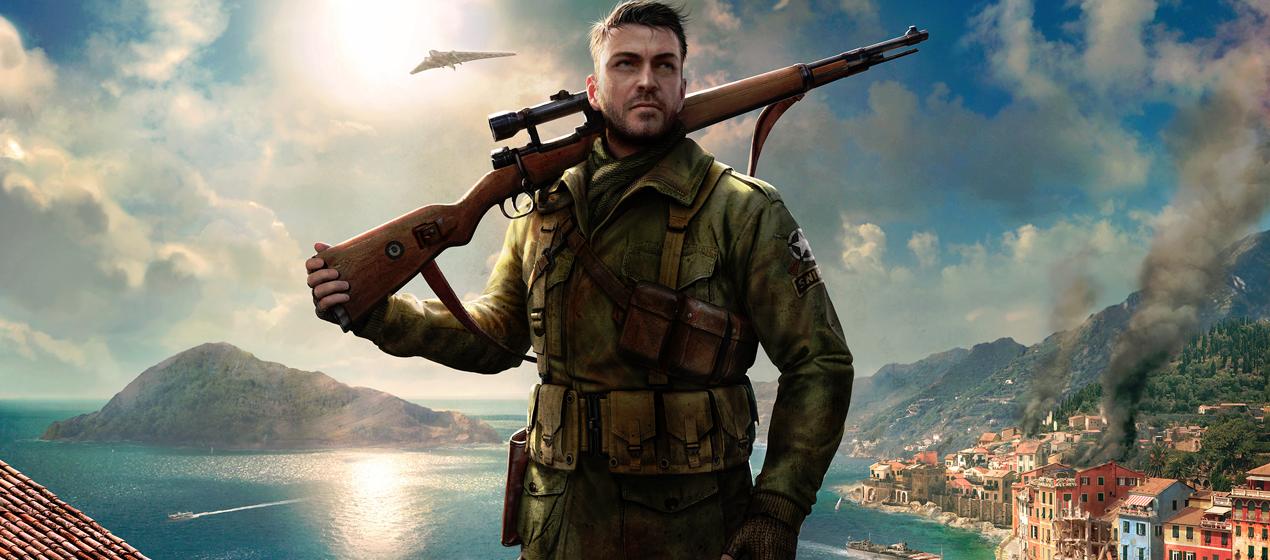 ��� ������ ��������� ���� �� Sniper Elite 4