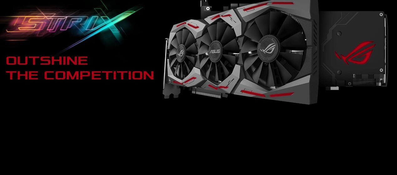 ������ - Asus ROG Strix GTX 1080