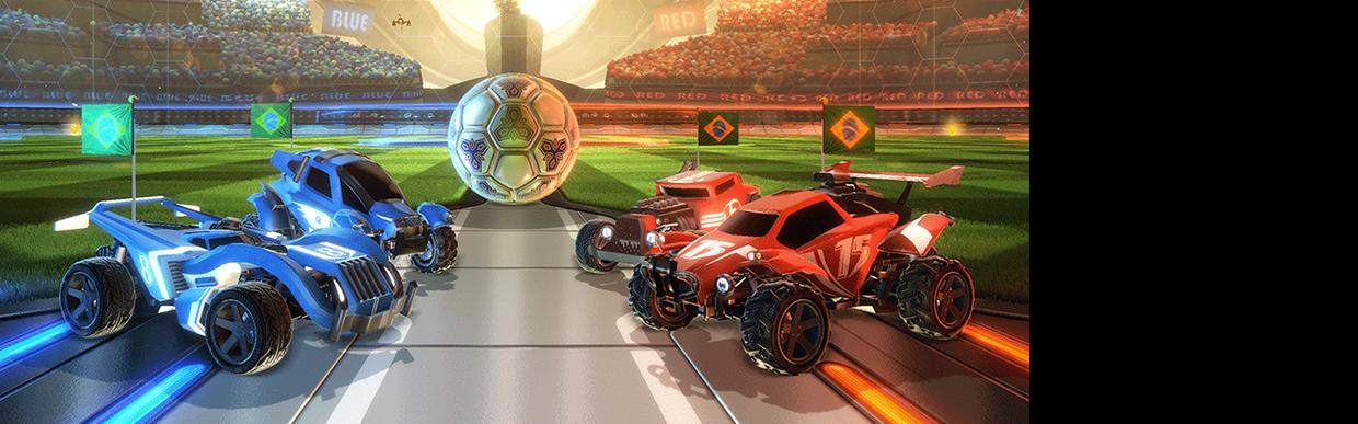 ������ ������� Rocket League ����� Asus �����