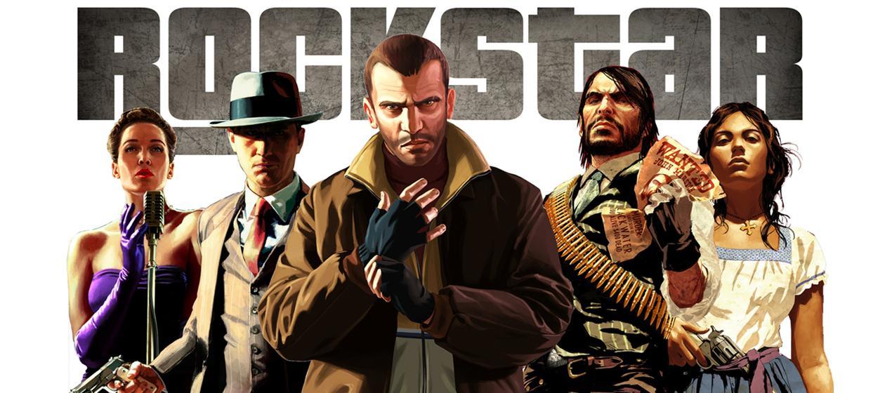 ����� ��� ����� �� ����� Rockstar Games