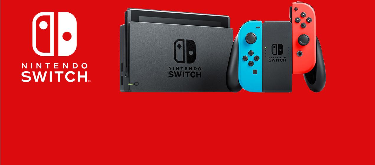 ביקורת - Nintendo Switch
