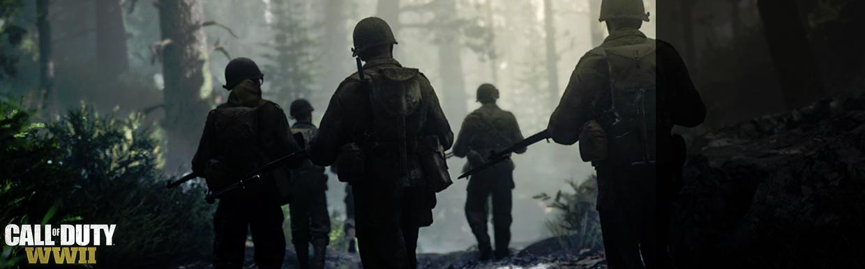 Call of Duty: WWII: כל הפרטים מאירוע ההכרזה
