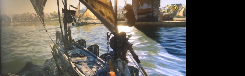 השמועות אומרות: עולם Assassin's Creed Origins החדש יהיה עצום בגודלו