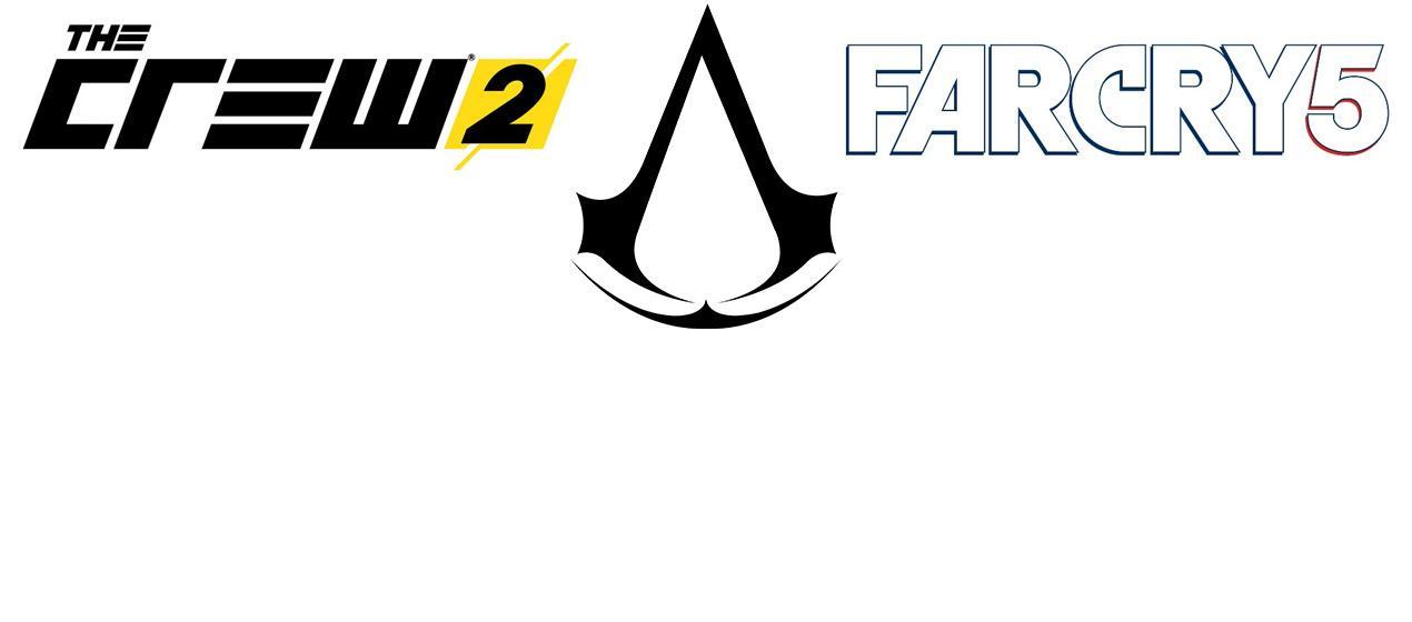 יוביסופט תכריז על AC חדש, Far Cry 5 ועל The Crew 2