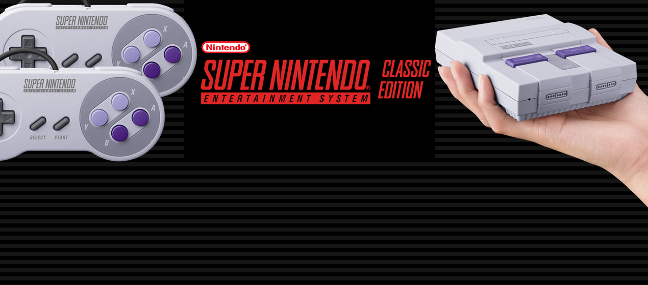 Super Nintendo Classic Edition הוכרז