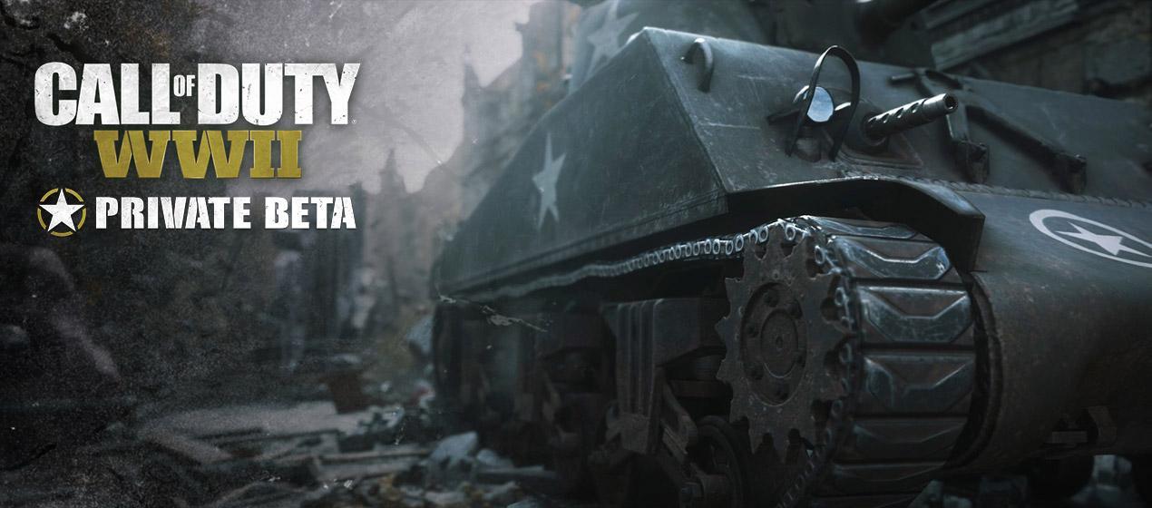 כל הפרטים על הבטא הקרובה של COD: World War 2