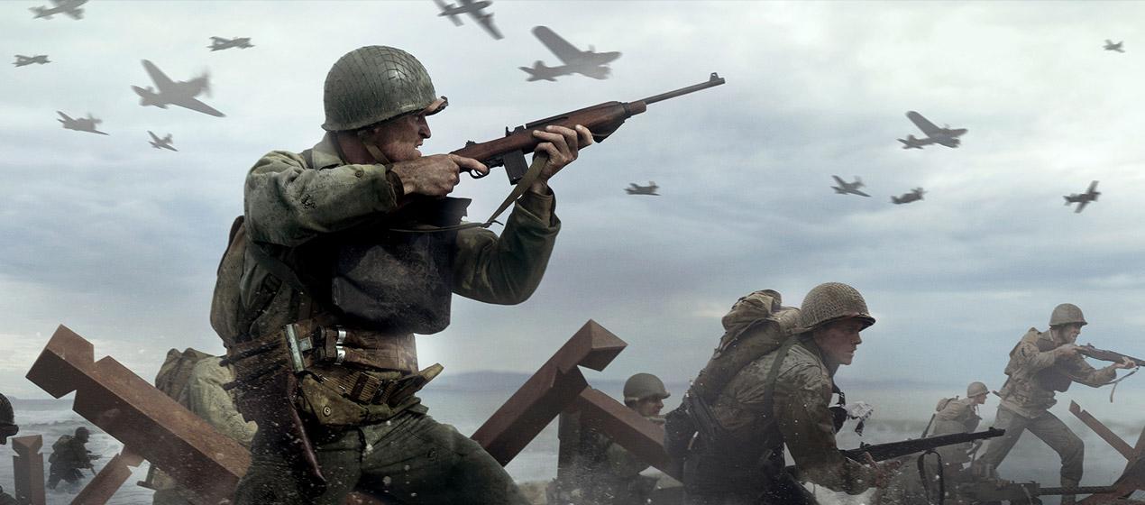 הבטא של CoD: World War 2 מגיעה למחשב בסוף החודש