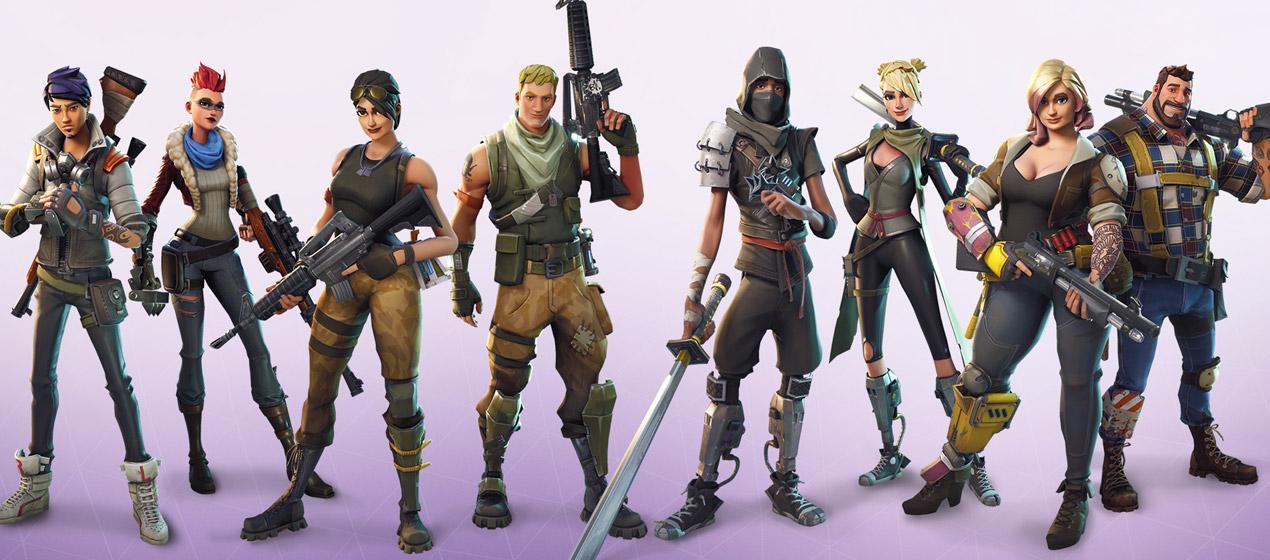 Fortnite מקבל מוד חדש: 100 שחקנים נלחמים אחד בשני