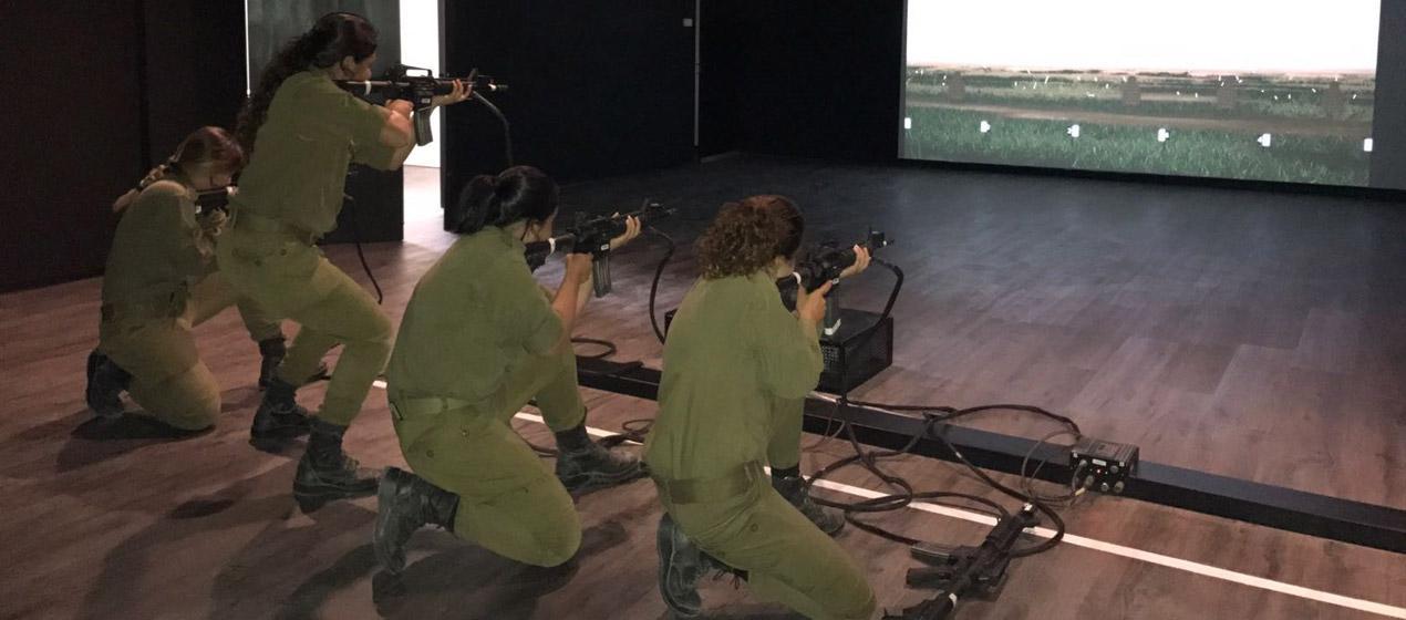 גיימינג כבסיס לסימולטורי ההכשרה החדשים של צה