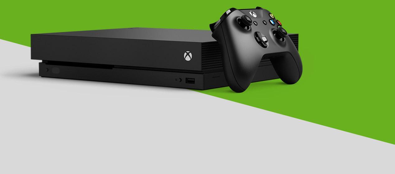 ביקורת - Xbox One X