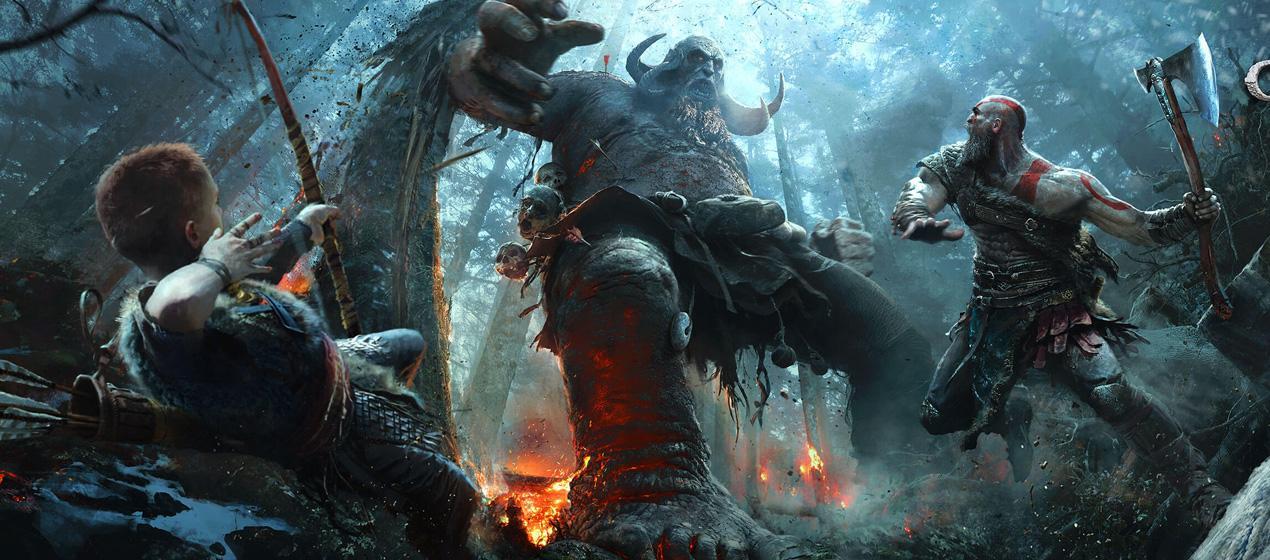 נחשף תאריך ההשקה הרשמי של God of War