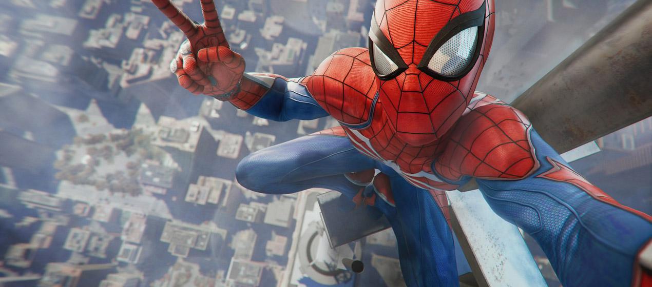 הוכרז תאריך ההשקה של Spider-Man עבור ה-PS4