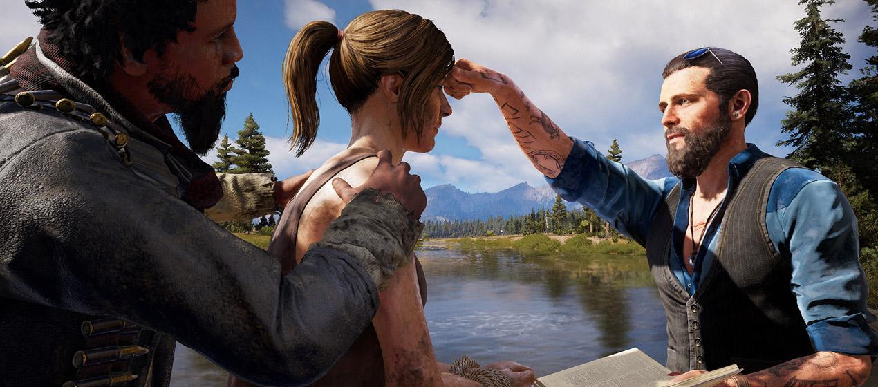 ביקורת - Far Cry 5