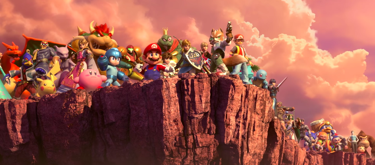 ביקורת: Super Smash Bros. Ultimate - חגיגת גיימינג