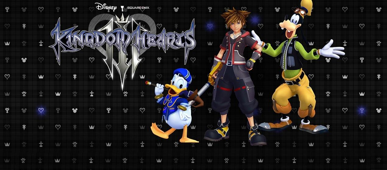 ביקורת: Kingdom Hearts 3  - סורה חושך, הלאה שחור