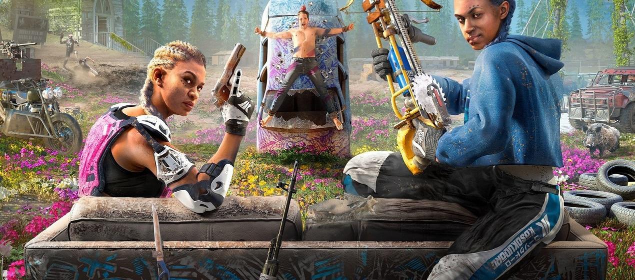 ביקורת: Far Cry: New Dawn - אותה הגברת בשינוי אדרת