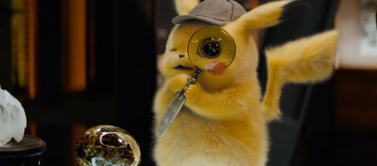 ביקורת סרט: Detective Pikachu - דדפול, מכת ברק!