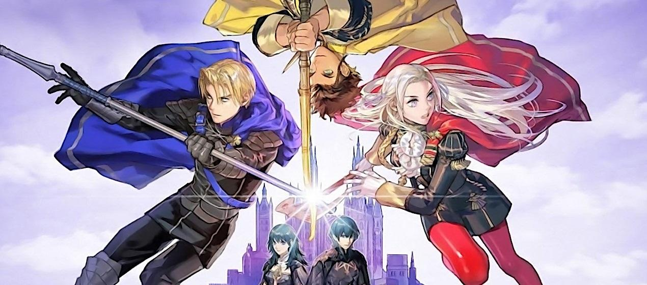 ביקורת: Fire Emblem: Three Houses - משחקי הכס