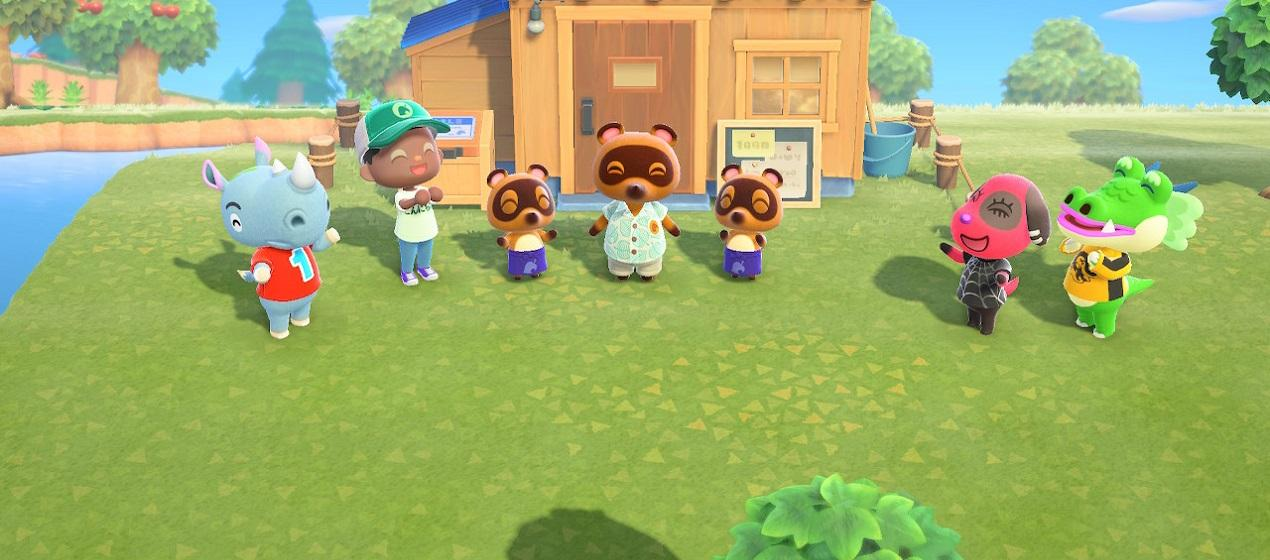ביקורת: Animal Crossing: New Horizons - זהו ביתי