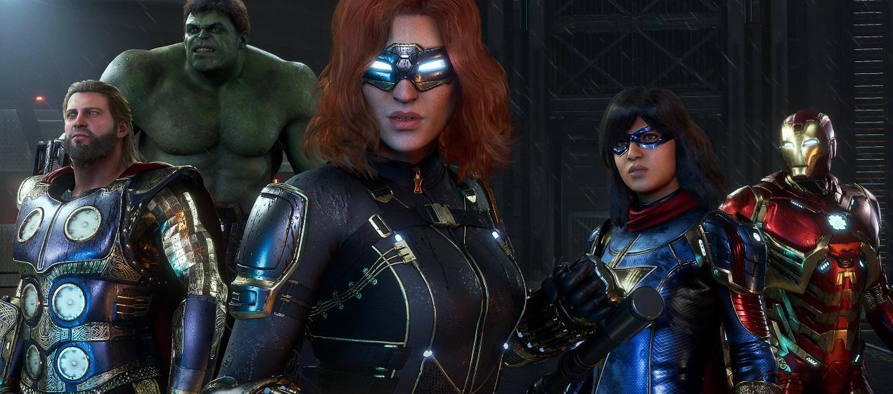 ביקורת: Marvel's Avengers - רוצה אני להיות גיבור