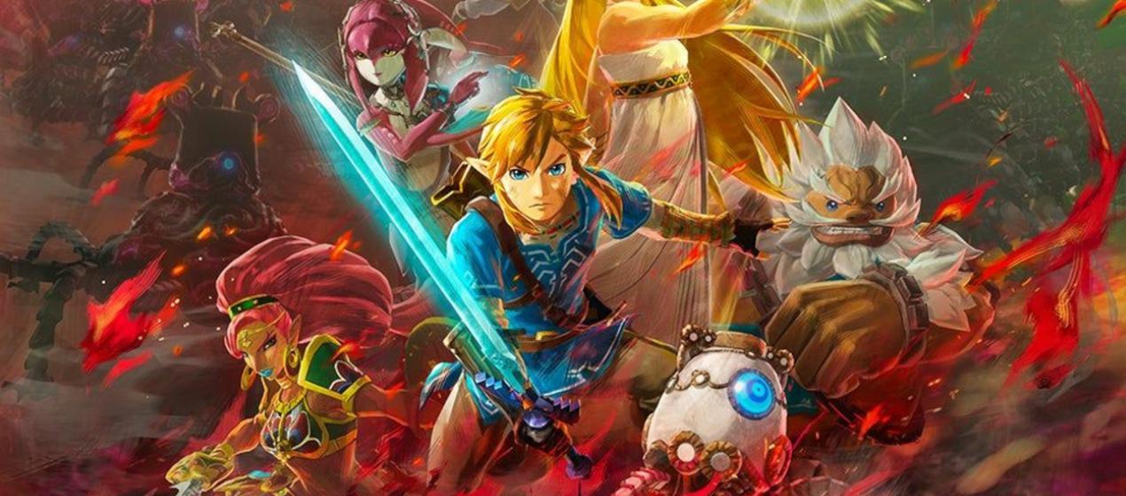 ביקורת: Hyrule Warriors: Age of Calamity