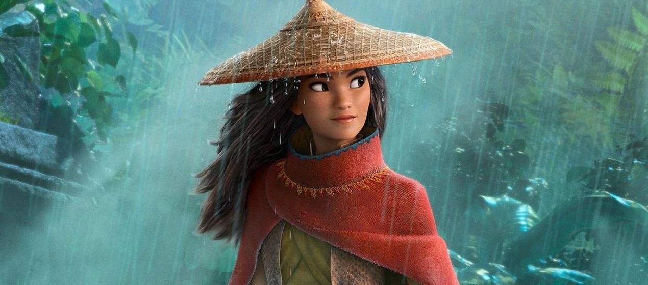 ביקורת: Raya and the Last Dragon
