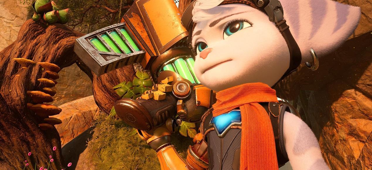 ביקורת: Ratchet & Clank: Rift Apart